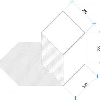 cube graphic