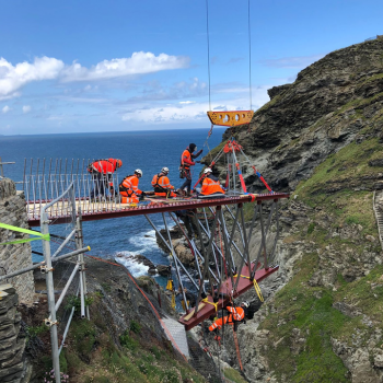 Fundamentals - Building Tintagel Bridge